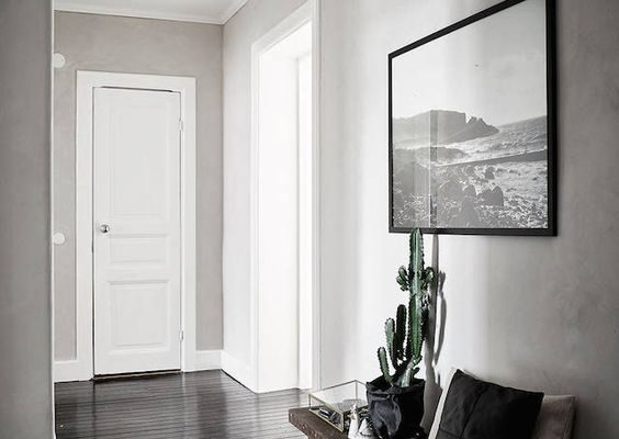 Interior Inspiration - Dark Wooden Floors