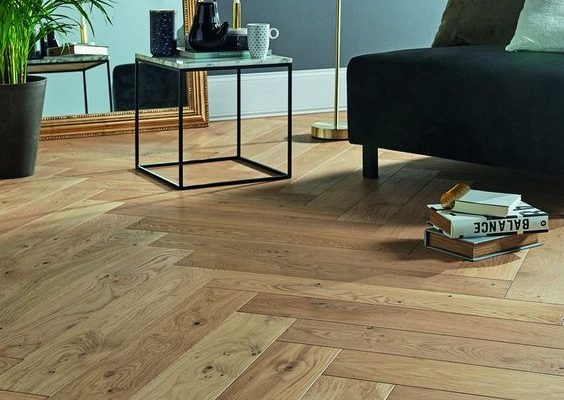 Wooden Parquet Floors Inspiration