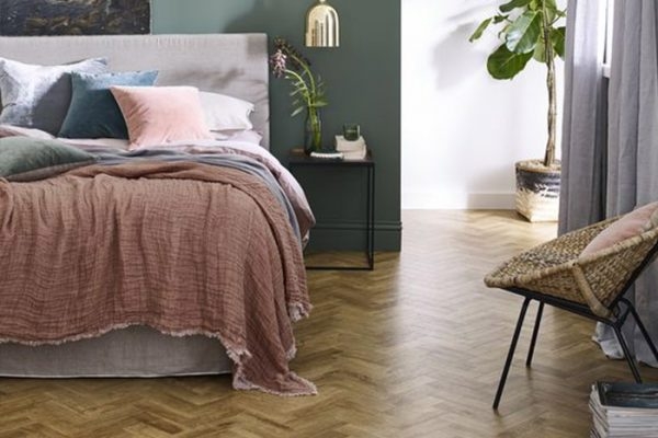 Wooden Floor for Bedrooms