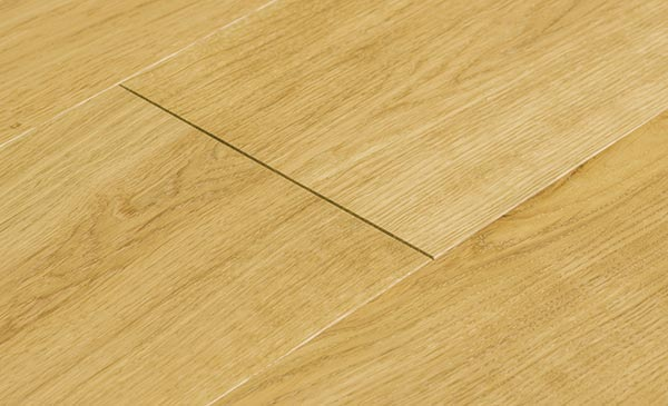 Engineered Oak Wood Floor in Amber