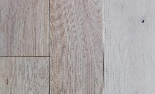 Engineered Oak Wood Floor in Raw Look